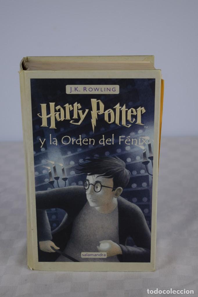 Libros de segunda mano: HARRY POTTER Y LA ORDEN DEL FENIX - Foto 3 - 205120682
