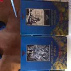 Libros de segunda mano: LOTE JULIO VERNE. Lote 205268466