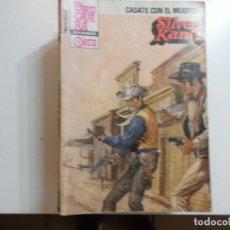 Libros de segunda mano: BRAVO OESTE Nº 1198 SILVER KANE. Lote 205860637