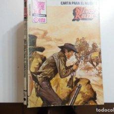 Libros de segunda mano: BRAVO OESTE Nº 1200 SILVER KANE. Lote 205860948