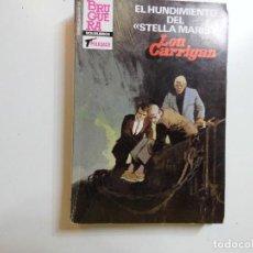 Libros de segunda mano: SERVICIO SECRETO Nº 1702 LOU CARRIGAN. Lote 206295501