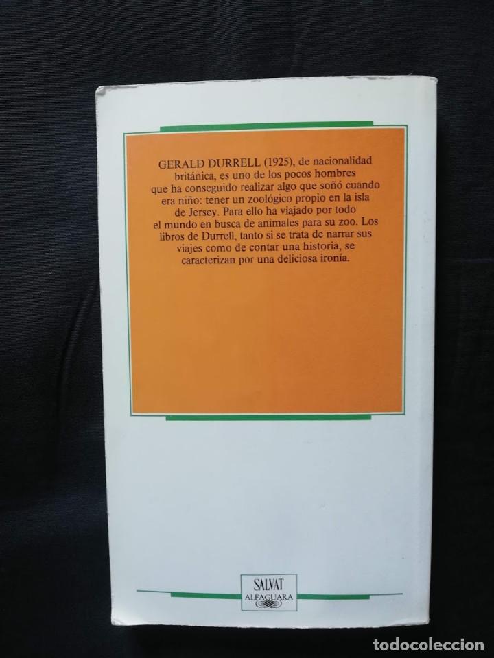 Libros de segunda mano: EL PAQUETE PARLANTE - GERALD DURRELL - Foto 2 - 206557527
