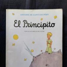 Libros de segunda mano: EL PRINCIPITO - ANTOINE DE SAINT-EXUPÉRY - SALAMANDRA-. Lote 206927706