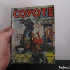 Libros de segunda mano: EL COYOTE NUMERO 93 LAS ANGUSTIAS DE DON GOYO. Lote 207271403