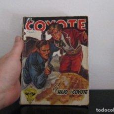 Libros de segunda mano: EL COYOTE NUMERO 1 EL HIJO DEL COYOTE. Lote 207271570