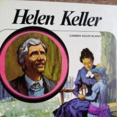 Libros de segunda mano: HELEN KELLER. Lote 207953081