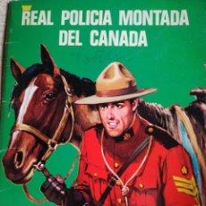 Libros de segunda mano: REAL POLICIA MONTADA DEL CANADA. Lote 207954850
