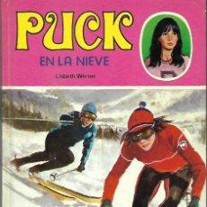 Libros de segunda mano: PUCK EN LA NIEVE Nº 4 EDICIONES TORAY. 1979. Lote 208109141