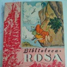 Libros de segunda mano: LAS DE LA FLOR BLANCA - M. BAGUER - 1951. Lote 208140406