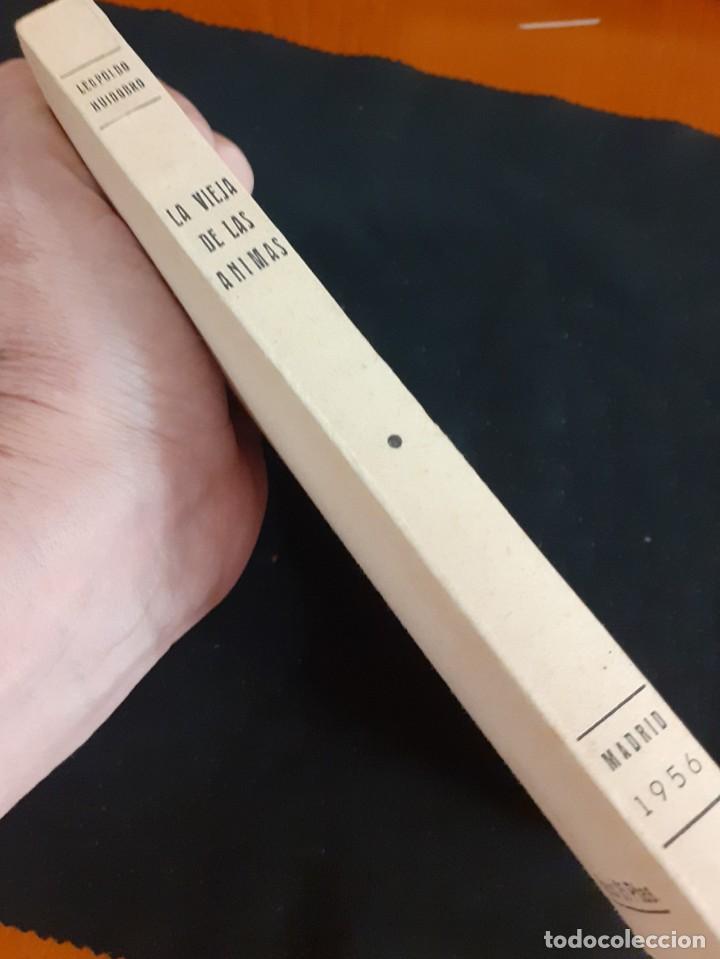 Libros de segunda mano: Novela de Leopoldo Huidobro La vieja de las animas 2ªedicion 1956 - Foto 3 - 208435373