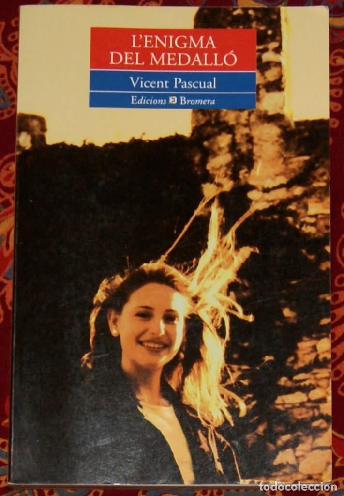L'ENIGMA DEL MEDALLÓ VICENT PASCUAL (Libros de Segunda Mano - Literatura Infantil y Juvenil - Novela)