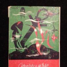 Libros de segunda mano: LAS AVENTURAS DEL BUZO NIC PETERSEN DE ANTONIO GUARDIOLA COLECCION HERNANDO 1947. Lote 208886315