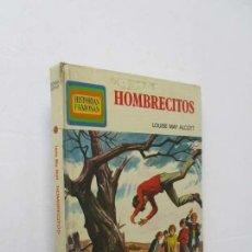 Libros de segunda mano: HOMBRECITOS - LOUISE MAY ALCOTT. Lote 209215305
