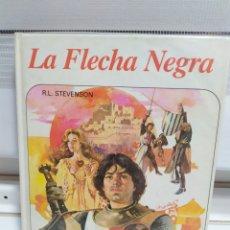Libros de segunda mano: LA FLECHA NEGRA - R.L. STEVENSON - NUEVO AURIGA Nº 96. Lote 209243327