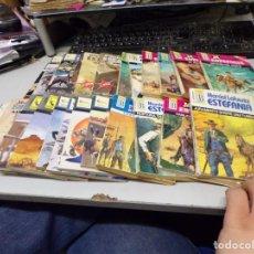 Libros de segunda mano: LOTE DE 26 NOVELAS DEL OESTE /ESTEFANIA. Lote 209951485