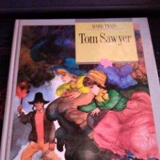 Libros de segunda mano: TOM SAWYER MARK TWAIN CLÁSICOS JUVENILES 2 SUSAETA. Lote 209963691
