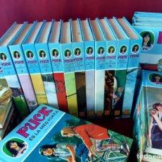Libros de segunda mano: COL.LECCIÓ COMPLETA ELS 29 LLIBRES PUCK EN CATALÀ ANY 1986 EDICIONES TORAY. Lote 210038171