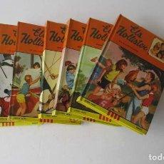 Libros de segunda mano: 7 LIBROS: ELS HOLLISTER - JERRY WEST. Lote 227734645