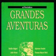 Libros de segunda mano: GRANDES AVENTURAS TOMO 3 - EL PERIÓDICO. Lote 210594072