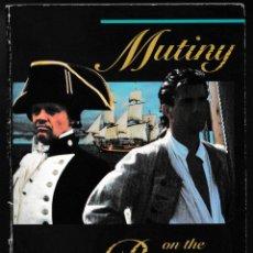 Libros de segunda mano: MUTINY ON THE BOUNTY - TIM VICARY - OXFORD BOOKWORMS 1994 - INGLÉS. Lote 210595245