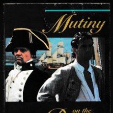 Libros de segunda mano: MUTINY ON THE BOUNTY - TIM VICARY - OXFORD BOOKWORMS 1994 - INGLÉS. Lote 210595333