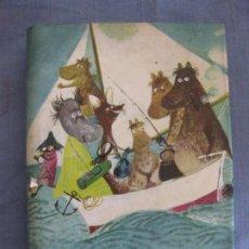 Libros de segunda mano: TOVE JANSSON. LA FAMILIA MUMIN. EDITORIAL NOGUER 1967.. Lote 211595981