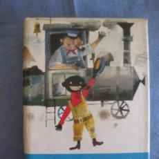 Livros em segunda mão: MICHAEL ENDE. JIM BOTON Y LUCAS EL MAQUINISTA. EDITORIAL NOGUER 1962.. Lote 211596497
