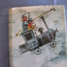 Libros de segunda mano: MICHAEL ENDE. JIM BOTON Y LOS TRECE SALVAJES. EDITORIAL NOGUER 1963.. Lote 211596690
