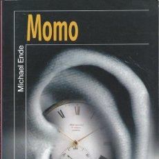 Libros de segunda mano: MOMO - MICHAEL ENDE. ILUSTRACIONES DEL AUTOR. V. Lote 211733070