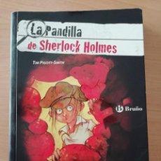 Libros de segunda mano: LA PANDILLA DE SHERLOCK HOLMES. LA SOMBRA DEL MAL. Lote 211966816