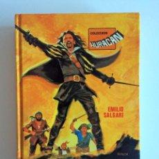 Libros de segunda mano: EL CORSARIO NEGRO EMILIO SALGARI EDICIÓN 1977. Lote 212884691