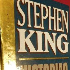 Libros de segunda mano: HISTORIAS FANTASTICAS STEPHEN KING. Lote 213437155