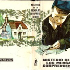 Libros de segunda mano: ENID BLYTON : EL MISTERIO DE LOS MENSAJES SORPRENDENTES (MOLINO, 1963). Lote 213906040