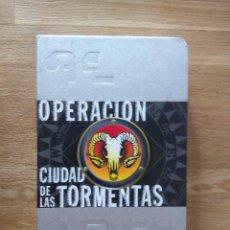 Libros de segunda mano: OPERACION CIUDAD DE LAS TORMENTAS / JOSHUA MOWLL. Lote 283022863