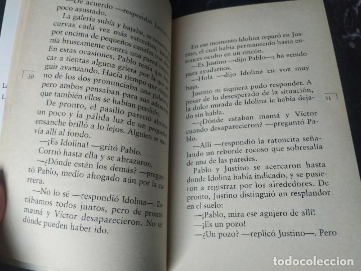 Libros de segunda mano: El palacio de papel. José Zafra. Sopa de Libros. Anaya. 2000. 97 pág. - Foto 4 - 214092421