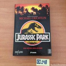 Libros de segunda mano: JURASSIC PARK. Lote 214149303