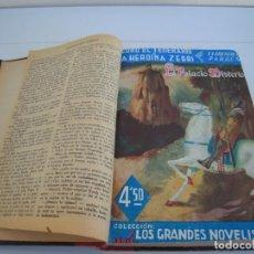 Libros de segunda mano: TOMO PEDRO EL TEMERARIO SERIE LOS GRANDES NOVELISTAS. Lote 216794702