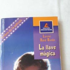Libros de segunda mano: LA LLAVE MÁGICA - LYNNE REID. Lote 217350720