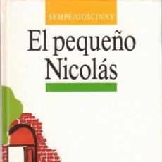 Livres d'occasion: SEMPÉ/GOSCINNY. EL PEQUEÑO NICOLÁS. CIRCULO DE LECTORES, BARCELONA 1989.. Lote 217373633