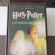Libros de segunda mano: LIBRO HARRY POTTER Y EL MISTERIO DEL PRINCIPE EDITORIAL SALAMANDRA 1ª. Lote 218028525