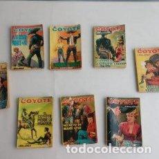 Libros de segunda mano: NOVELAS EL COYOTE. Lote 218220691