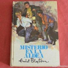Libros de segunda mano: MISTERIO EN LA ALDEA - ENID BLYTON - MOLINO. Lote 218348795