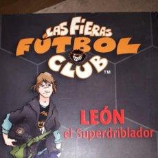 Libros de segunda mano: LAS FIERAS FÚTBOL CLUB. Lote 218584341