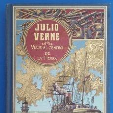Libros de segunda mano: LIBRO / VIAJE AL CENTRO DE LA TIERRA - JULIO VERNE, RBA 2014. Lote 218750216