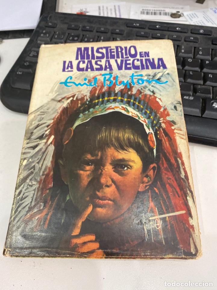 MISTERIO EN LA CASA VECINA (Libros de Segunda Mano - Literatura Infantil y Juvenil - Novela)