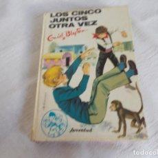 Libros de segunda mano: LOS CINCO JUNTOS OTRA VEZ ENID BLYTON. Lote 218834001