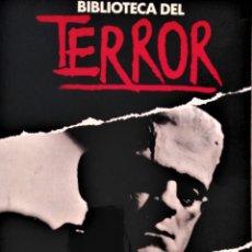 Libros de segunda mano: FRANKENSTEIN - BIBLIOTECA DEL TERROR - EDICIONES FORUM. Lote 219084037