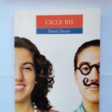 Libros de segunda mano: CICLE BIS DAVID DURAN. Lote 219241581