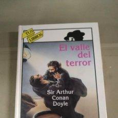 Libros de segunda mano: EL VALLE DEL TERROR - ARTHUR CONAN DOYLE. ANAYA TUS LIBROS 153. Lote 219495965