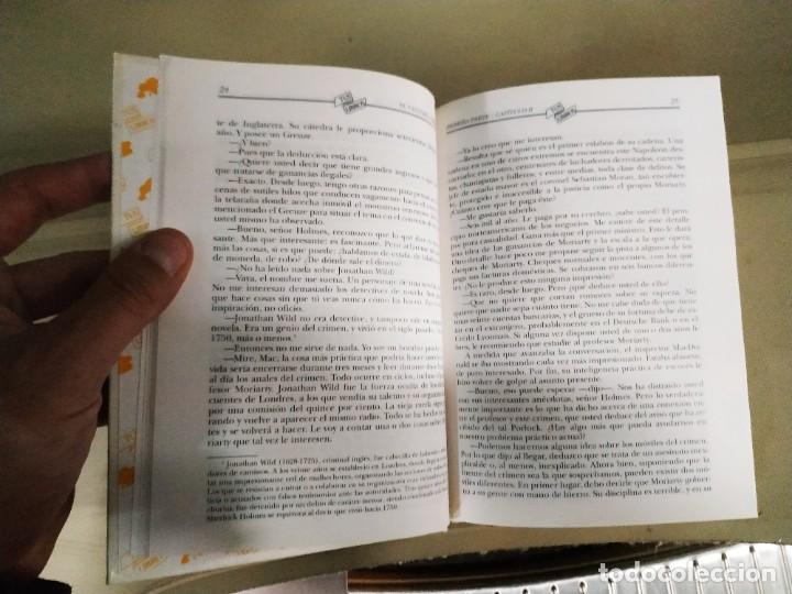 Libros de segunda mano: El Valle del Terror - Arthur Conan Doyle. Anaya tus Libros 153 - Foto 4 - 219495965